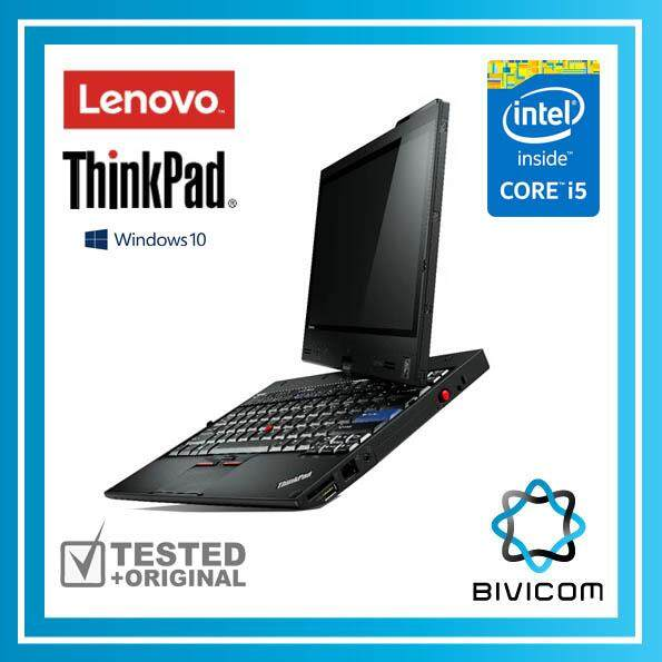 LENOVO THINKPAD X220T TABLET [CORE I5 - 3.20GHZ / 4GB RAM/ 320GB HDD/ W10PRO] Malaysia