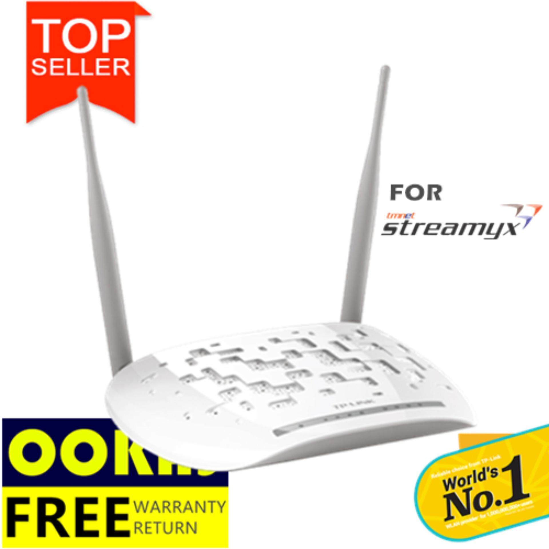 Tp Link Routers Price In Malaysia Best Lazada Tl Wr940n 450mbps Wireless N Router Td W8961n 300mbps Adsl2 Wifi Modem For Streamyx