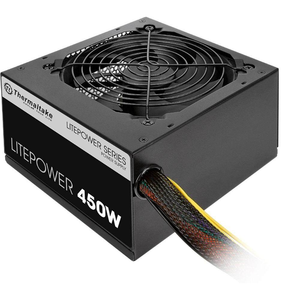 Power Supply Units With Best Online Price In Malaysia 15 To 37 Volt 30 Amp Rigthermaltake Litepower 450w