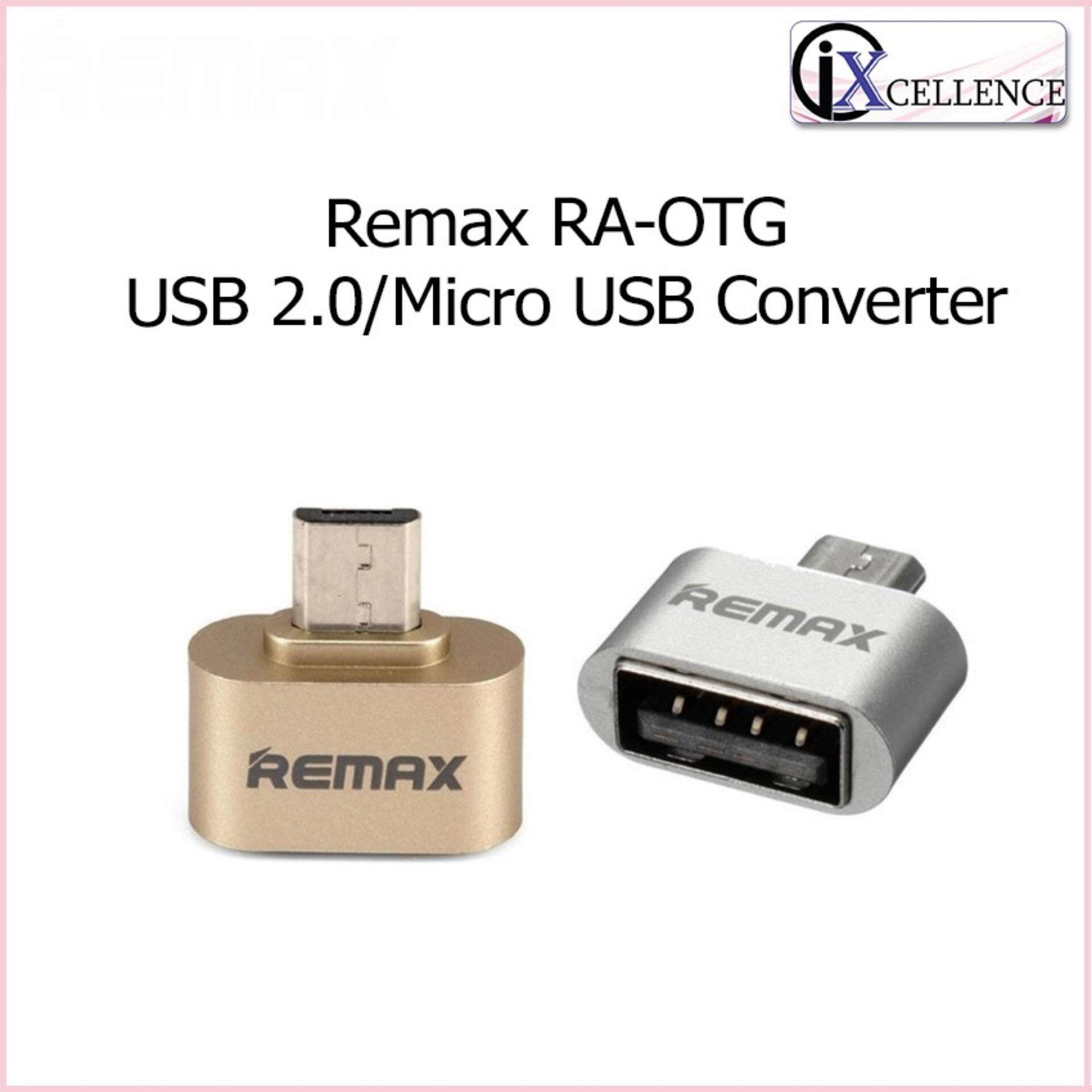 Remax Usb High Speed Cable With Best Price In Malaysia Wiring Diagram5pin Micro Cableled Product On Ix Ra Otg 20 Converter Gold