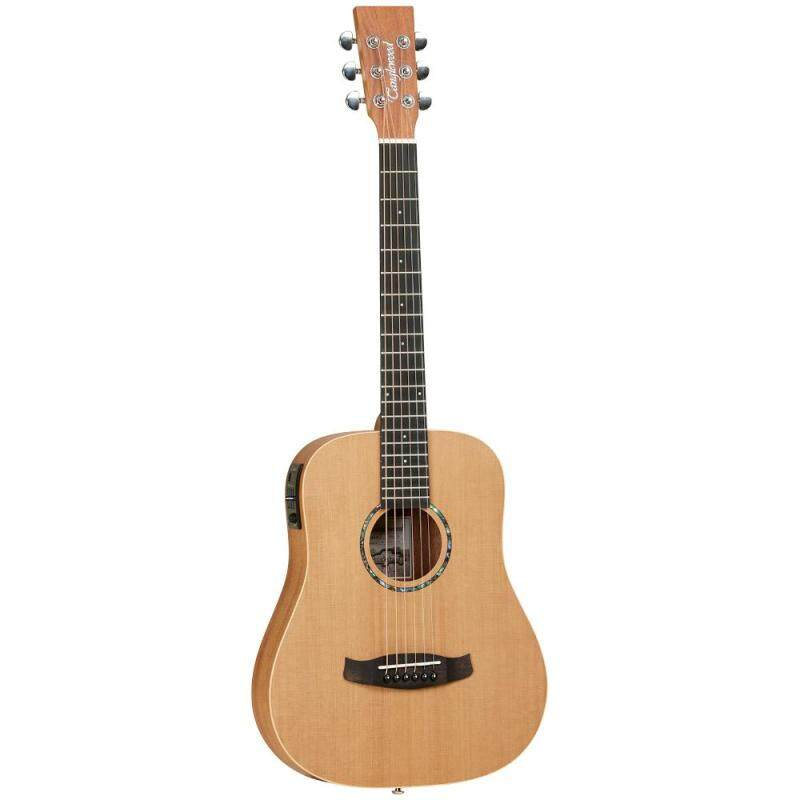 Tanglewood Acoustic Guitar TWR2 TE, Travel Size Guitar, Cedar Top Malaysia