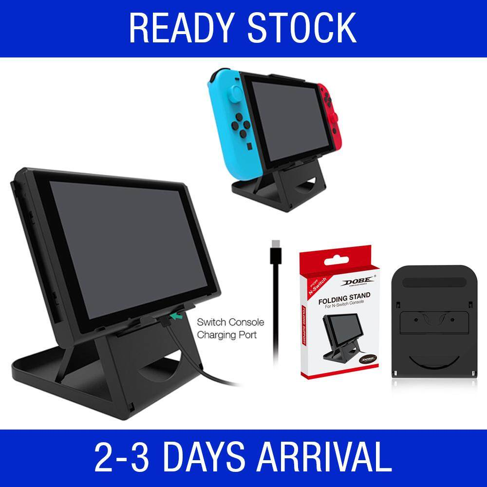 Dobe Buy At Best Price In Malaysia Dual Charging Dock Slim Pro Nintendo Switch Foldable Compact Adjustable Stand Tns 1788