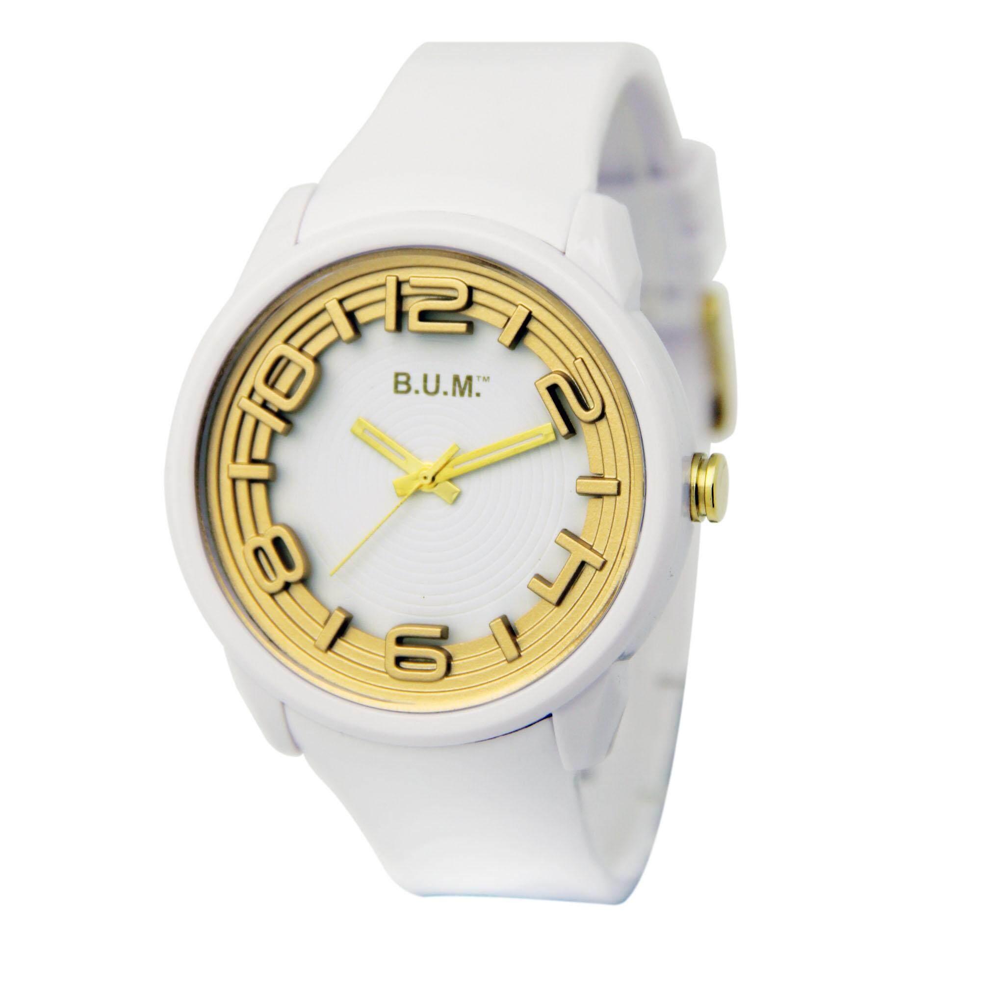 B.U.M Equipment  fashionable contracted leisure fashion unisex watch waterproof 46mm case model B882 Malaysia