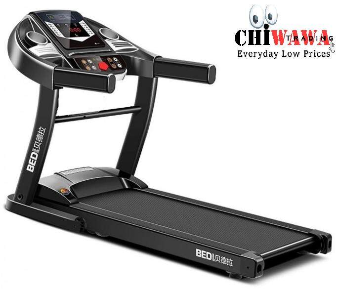 Chiwawa Bedl 2.5hp Motorized Folding Treadmill Running Machine - 1 Year Warranty By Chiwawa Trading.