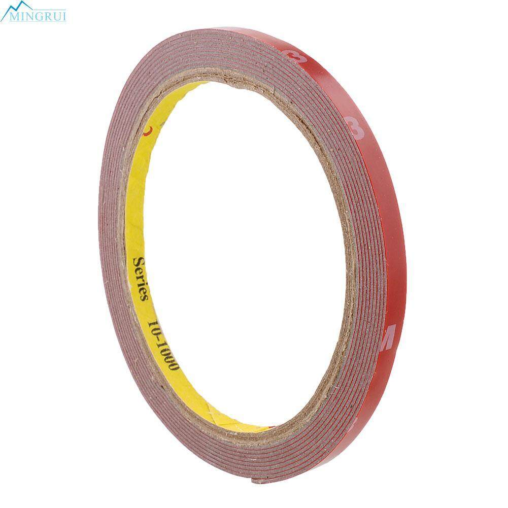 Useful Permanent 3M Double Sided Sticky Adhesive Tape Truck Home Craft 6mm