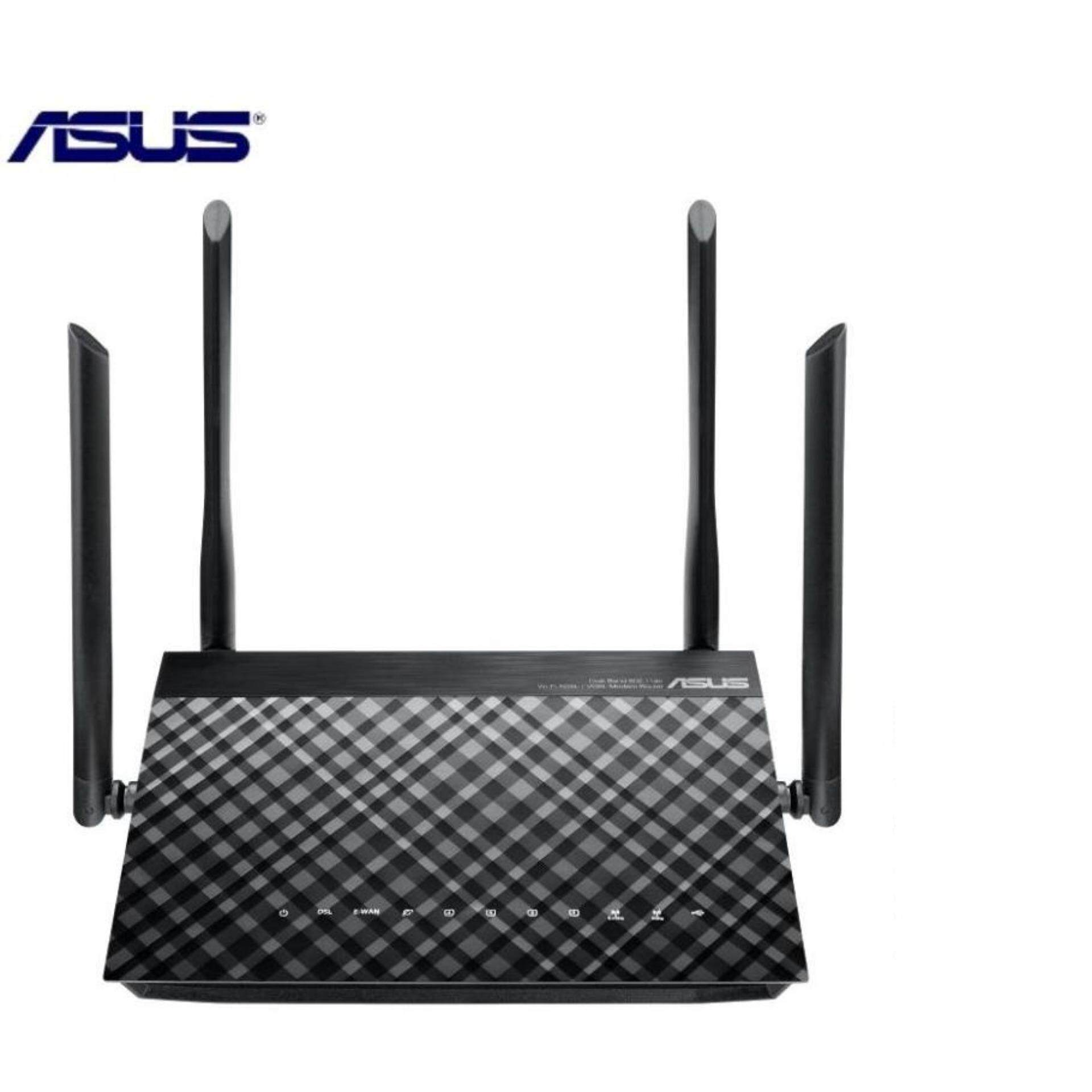 Asus Routers Price In Malaysia Best Lazada Rt Ac3200 Tri Band Wireless Gigabit Router Ac1200g Dual