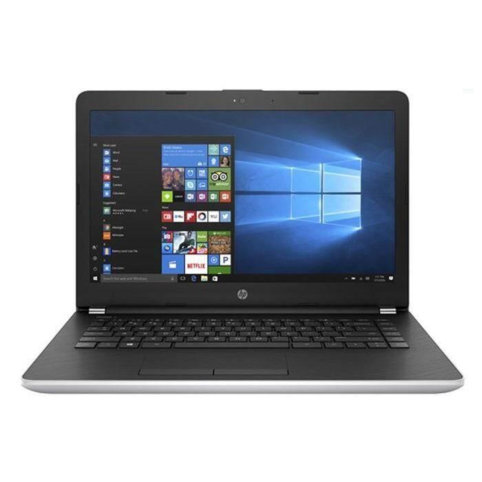 HP 15-DA0007TX Notebook - Silver (15.6inch / Intel i5 / 4GB / 1TB / MX110 2GB) Malaysia