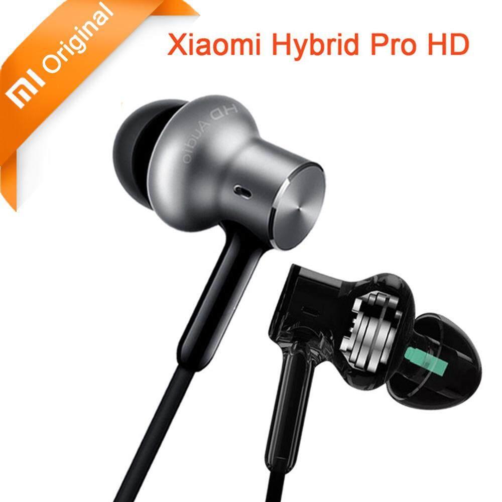 Xiaomi Headphones Headsets In Ear Price Malaysia Mi Piston 4 Hybrid Dual Drivers Earphones Original Earphone V5 Pro Hd With