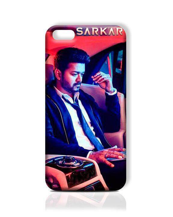 Sarkar Vijay Customised Phone Cases / Vijay Fans Club Malaysia By Trendigifts.