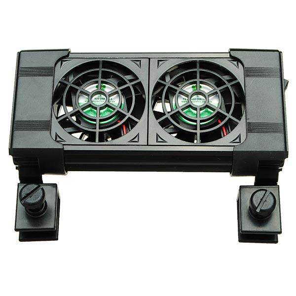 220V BOYU FS-602 Aquarium Cooling Fans For Fish Tank Malaysia