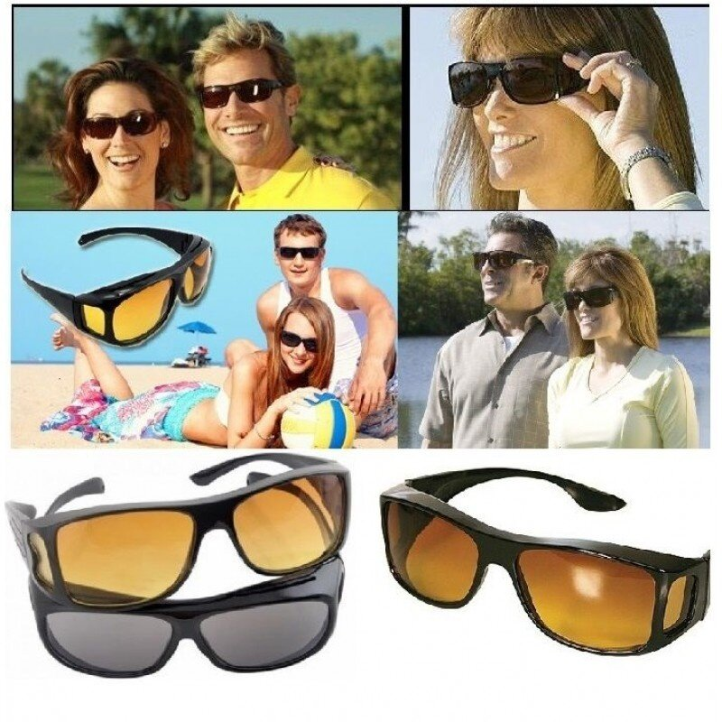 41b3253f4fd ... Colour  Black   Brown Colour Available. Image result for hd vision  sunglasses day   night driving