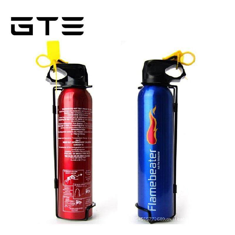 GTE Firebeater Auto Fire Extinguisher Portable Car Home 2 Pcs - Random Colour - Fulfilled by GTE SHOP