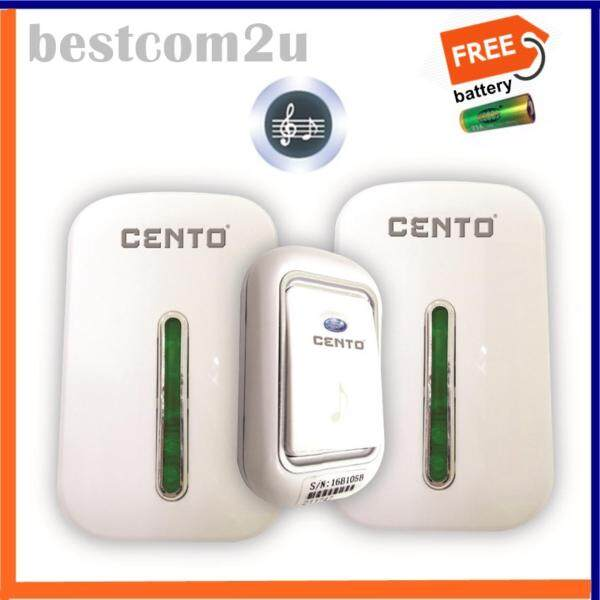 Cento Wireless Door Bell 51 Melody Home Smart Alarm