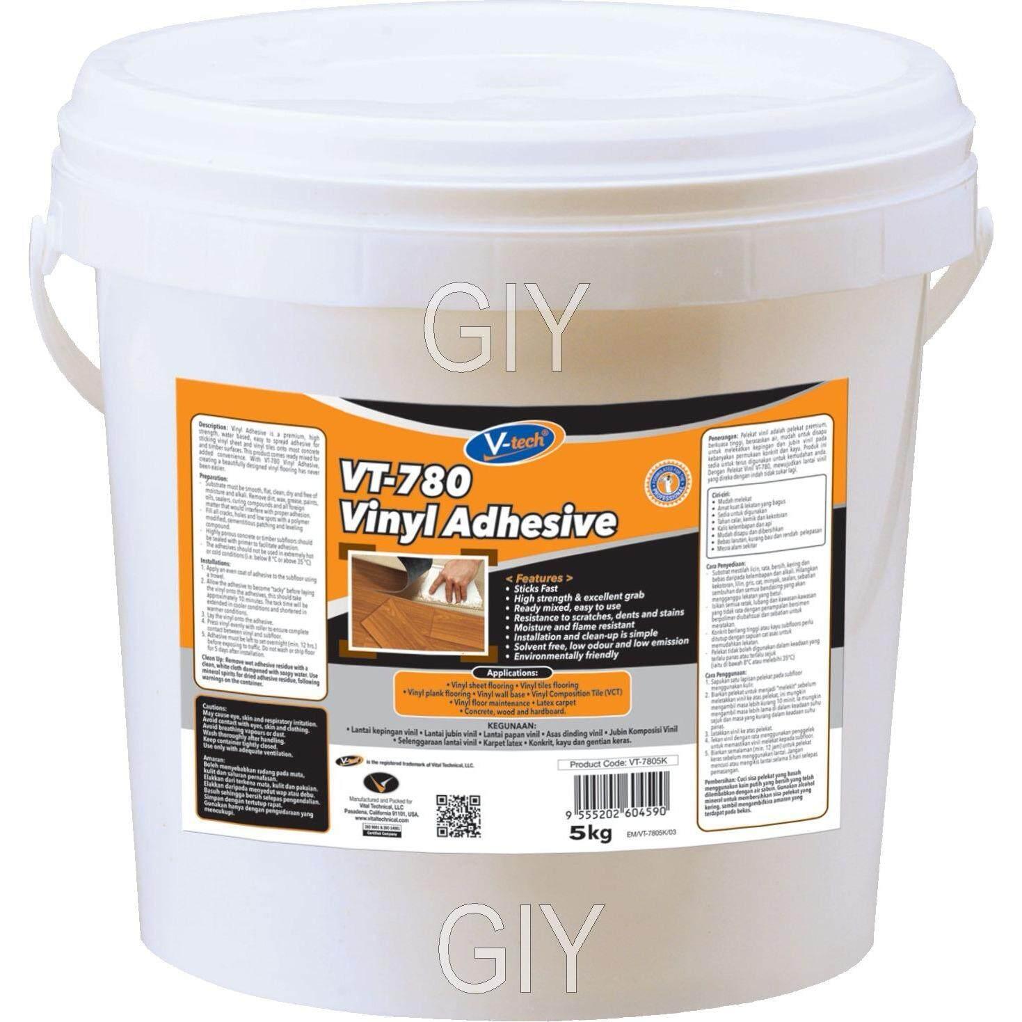 VT-7805K Vinyl Adhesive (5kg)