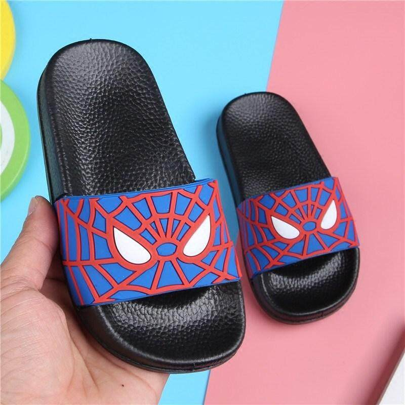 Boy Slippers For Indoor Skid-Proof Household Children In Summer By Oneegg.