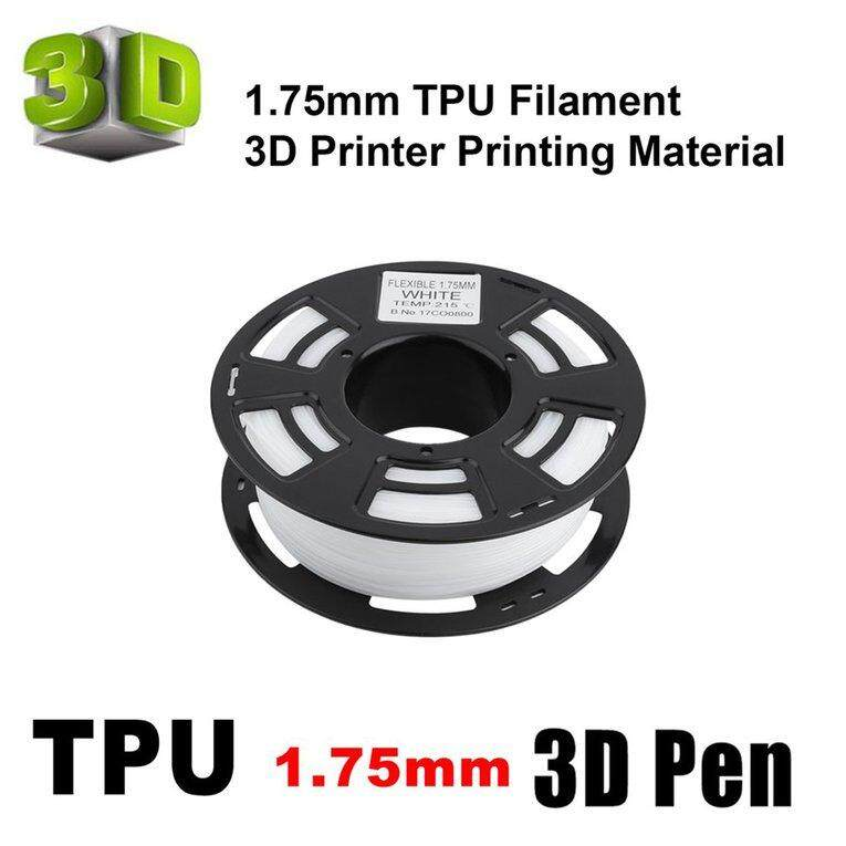 OSMAN 1.75mm TPU Transparent Filament 3D Printer Printing Material For 3D Printing