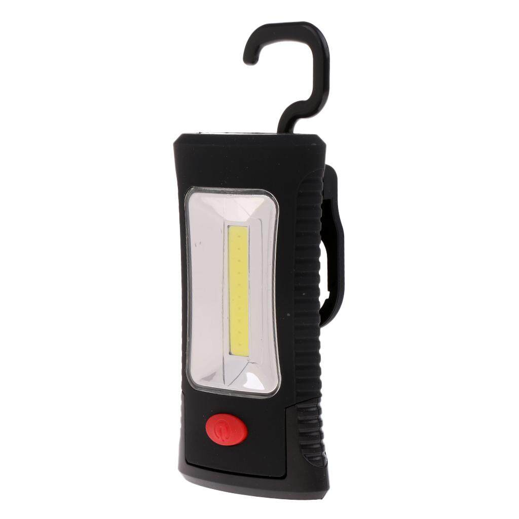 MagiDeal Magnetic LED COB Work Light Outdoor Car Truck Inspection Lamp USB Charging Outdoor Activities Small Tools Camping & Hiking