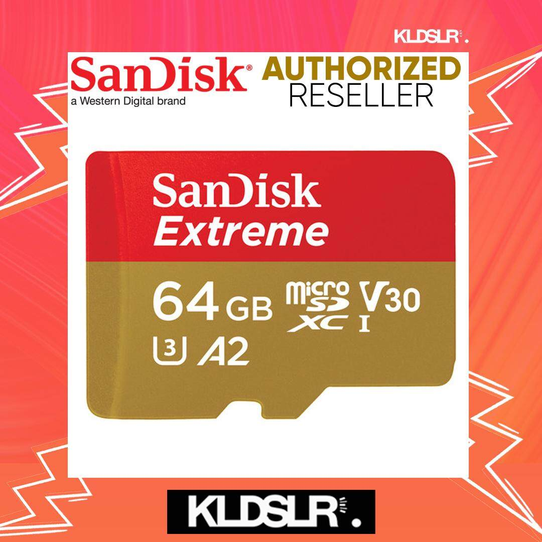 Memory Micro Sd Card With Best Price At Lazada Malaysia V Gen 8gb Sandisk Extreme 64gb 160mb S A2 Class 10 Uhs I