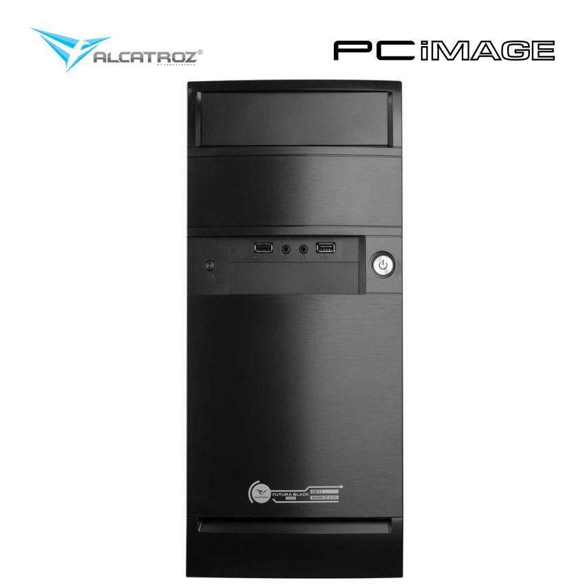 ALCATROZ FUTURA BLACK 2000 GREY PC CASING Malaysia