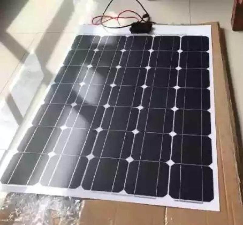 YC GLOBAL HOUSE ENTERPRISE Solar Panel Semiflexible Type 100W/18V