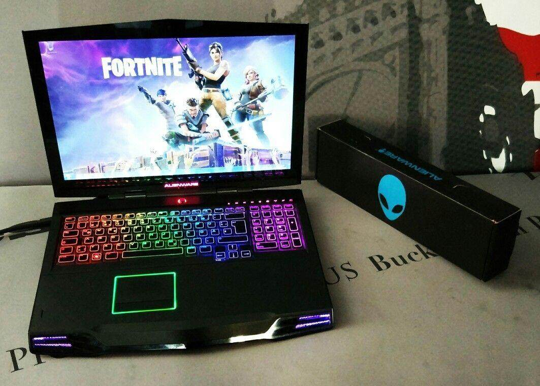 Dell Alienware 17 gaming laptop Malaysia