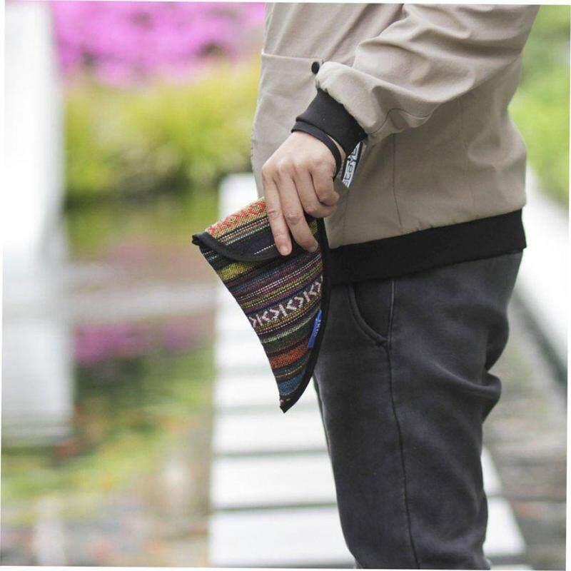 OSMAN 12-Hole C Adjustable Ocarina National Wind Bag Portable Comfortable Handbag Malaysia