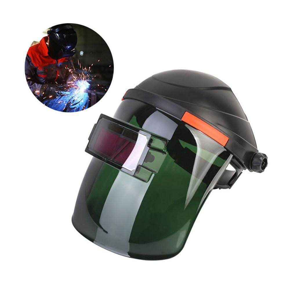 niceEshop [Quality Guarantee] Welding Helmet, Solar Powered Auto-darkening Welders Helmet , Welding Mask with Full Shade Range 4-6/9-13