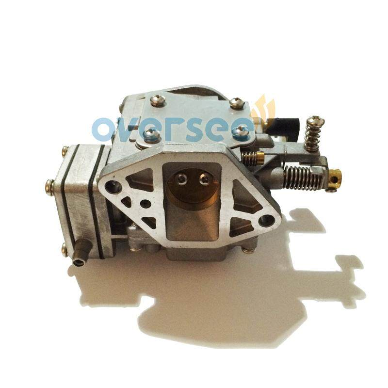 Boat Engine 6k5-14301-03 Down Carburetor For Yamaha 60hp E60m Outboard Engine Parsun T60 Boat Motor Aftermarket Parts 6k5-14301-3
