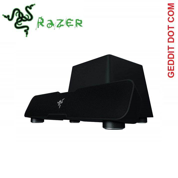 [FREE SHIPPING] Razer Leviathan Elite Gaming & Music Sound Bar RZ05-01260100-R3A1 Malaysia