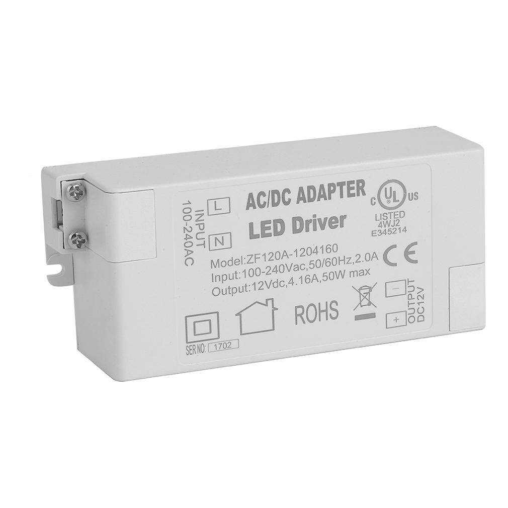 Good 50w Led Driver Ac Dc Adapter To 12v Dc By Good Good Shop.