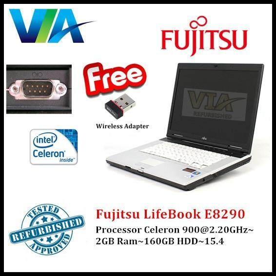 Refurb Fujitsu LifeBook E8290~Celeron~2Gb Ram~160Gb HDD~15.4 Malaysia