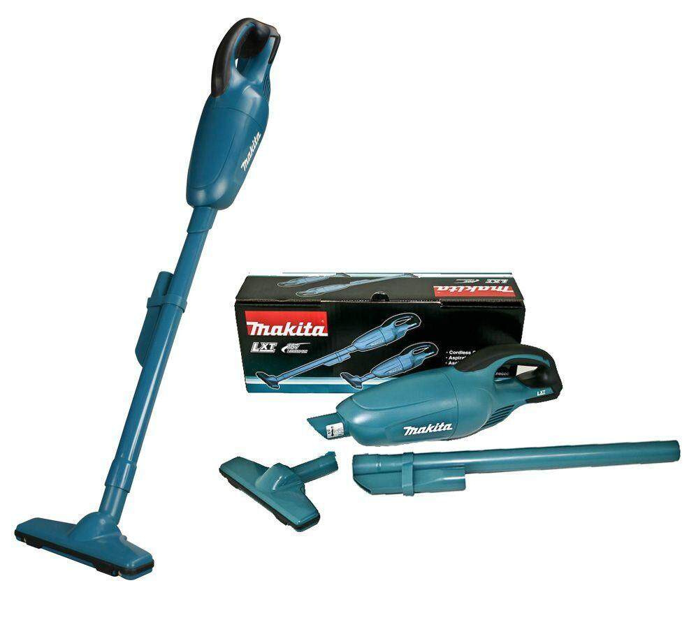 Makita 18V Cordless Stick Vacuum Cleaner (Solo Unit), Cordless vacuum