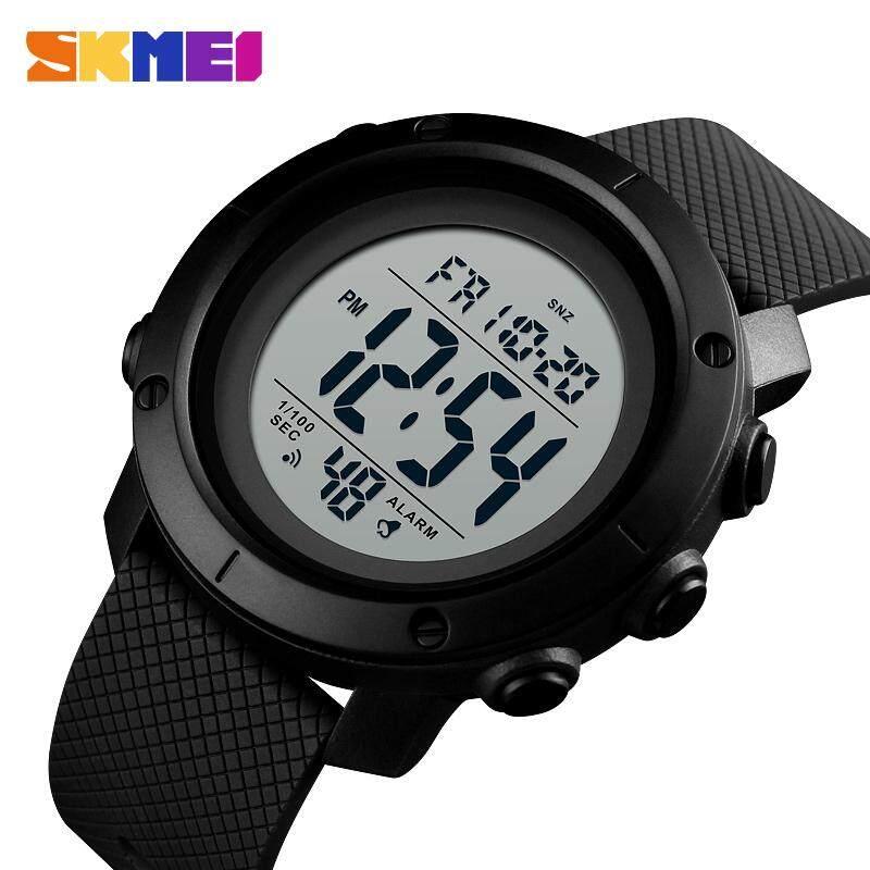 SKMEI Men Sports Watch Waterproof Digital Watches Countdown Alarm Fashion Wristwatch Male Clock Jam tangan lelaki 1426 1416 For Man Malaysia
