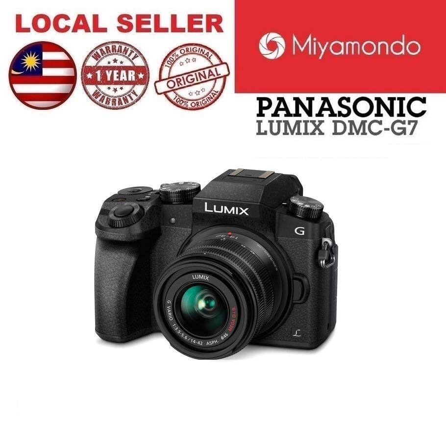 Panasonic Mirrorless Cameras Price In Malaysia Best Lumix Gh5 Body Lens Leica 12mm F 14 Asph G7 42mm Kit 8gb Bag Black