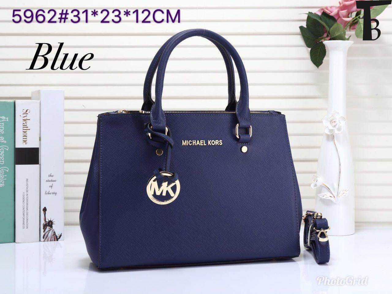 171ce56e3a42 11.11 Premium Quality MK Saffiano Bag Fashion Michael Kors Tote Sling Bag