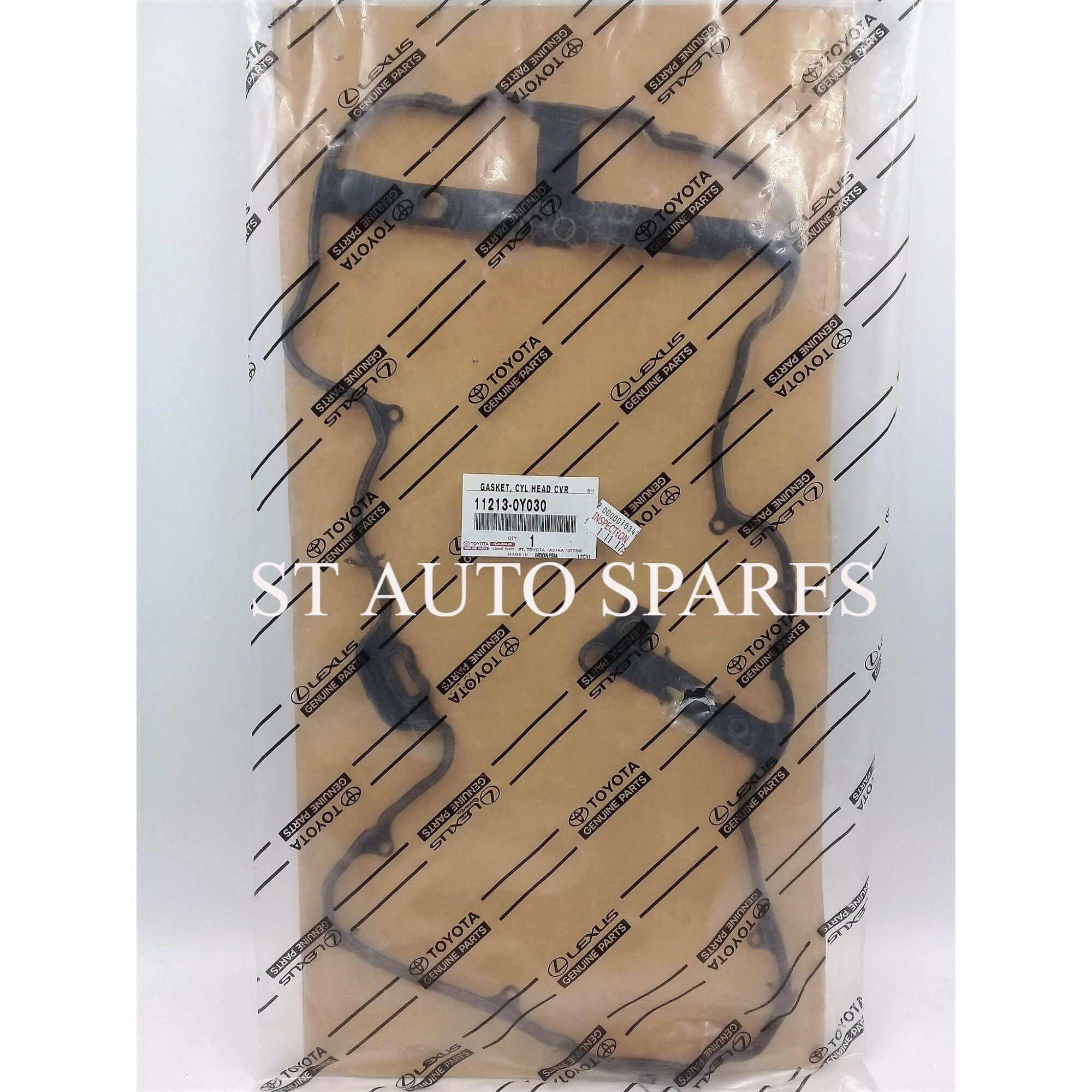 Toyota Auto Parts Spares Price In Malaysia Best Top 06 Transmission 07 Tub 08 Wiring Information Par Valve Cover Gasket 11213 0y030 Vios Avanza Rush Nsp150 Nsp151 F653 F654 F800