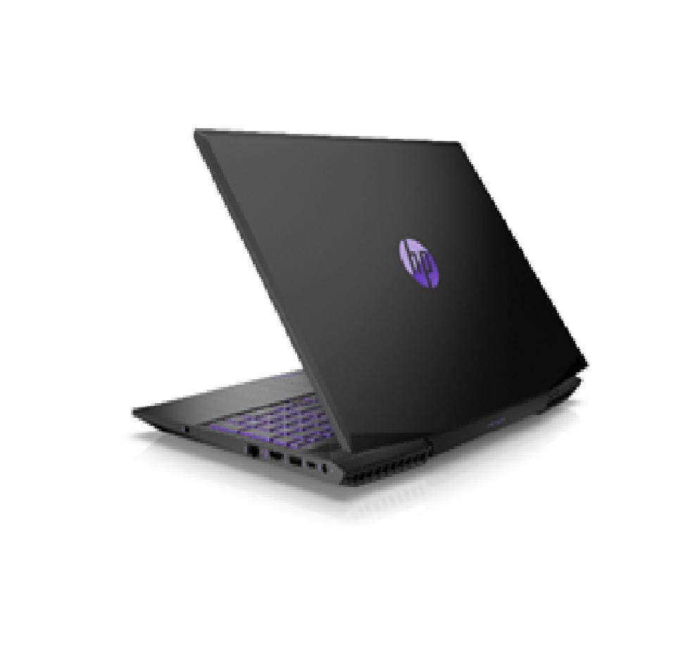 HP Pavilion Gaming 15-cx0153TX (i7-8750H (2.2GHz), 4GB DDR4 2666 (Max: 16GB), 1TB 5400, GTX 1050 (2 GB GDDR5), 15.6 FHD, RJ45, Win 10, Shadow Blk + Ultra Violet Logo, 2.17kg, 2 Yrs Local On-site Warranty by HP) Malaysia