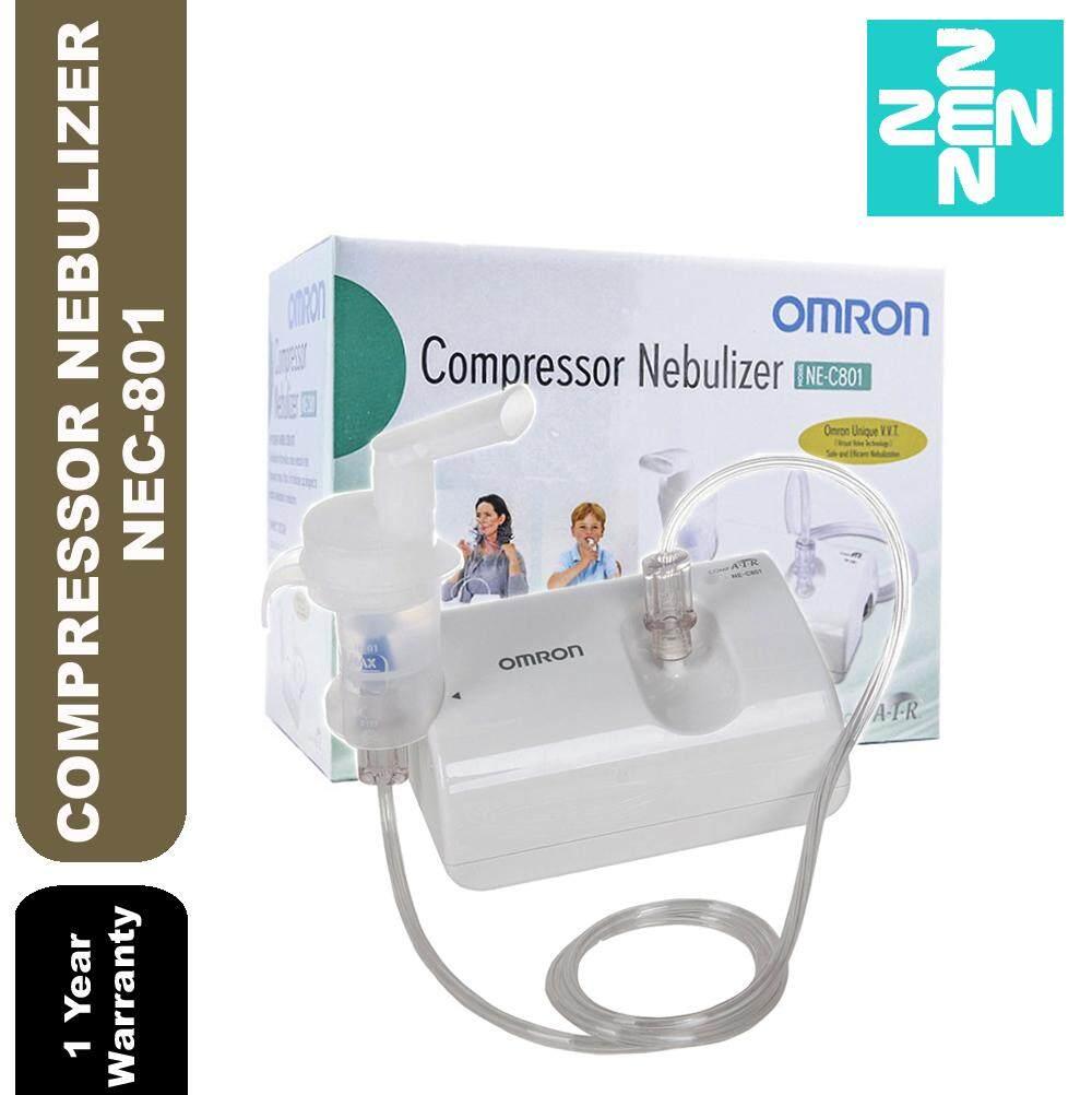 Omron Compressor Nebulizer NEC801