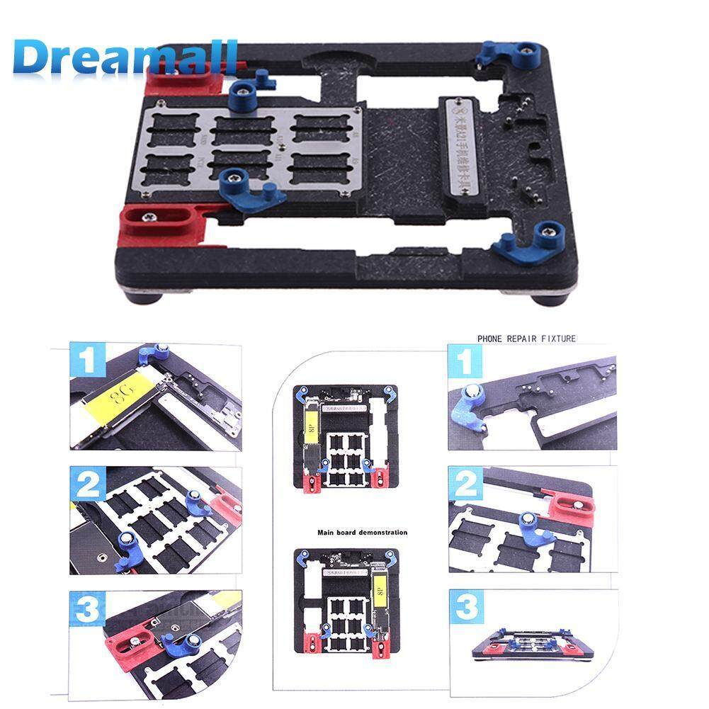 [VALUE SET]A21 Motherboard Repair Mold Tool for Clamps PCB Fixture Holder Fix