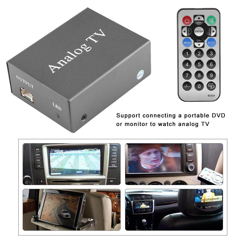 Car Audio Buy At Best Price In Malaysia Bose Lcd Wiring Justgogo Dvd Tv Receiver Analog Tuner Strong Signal Box With Antenna Remote Controller