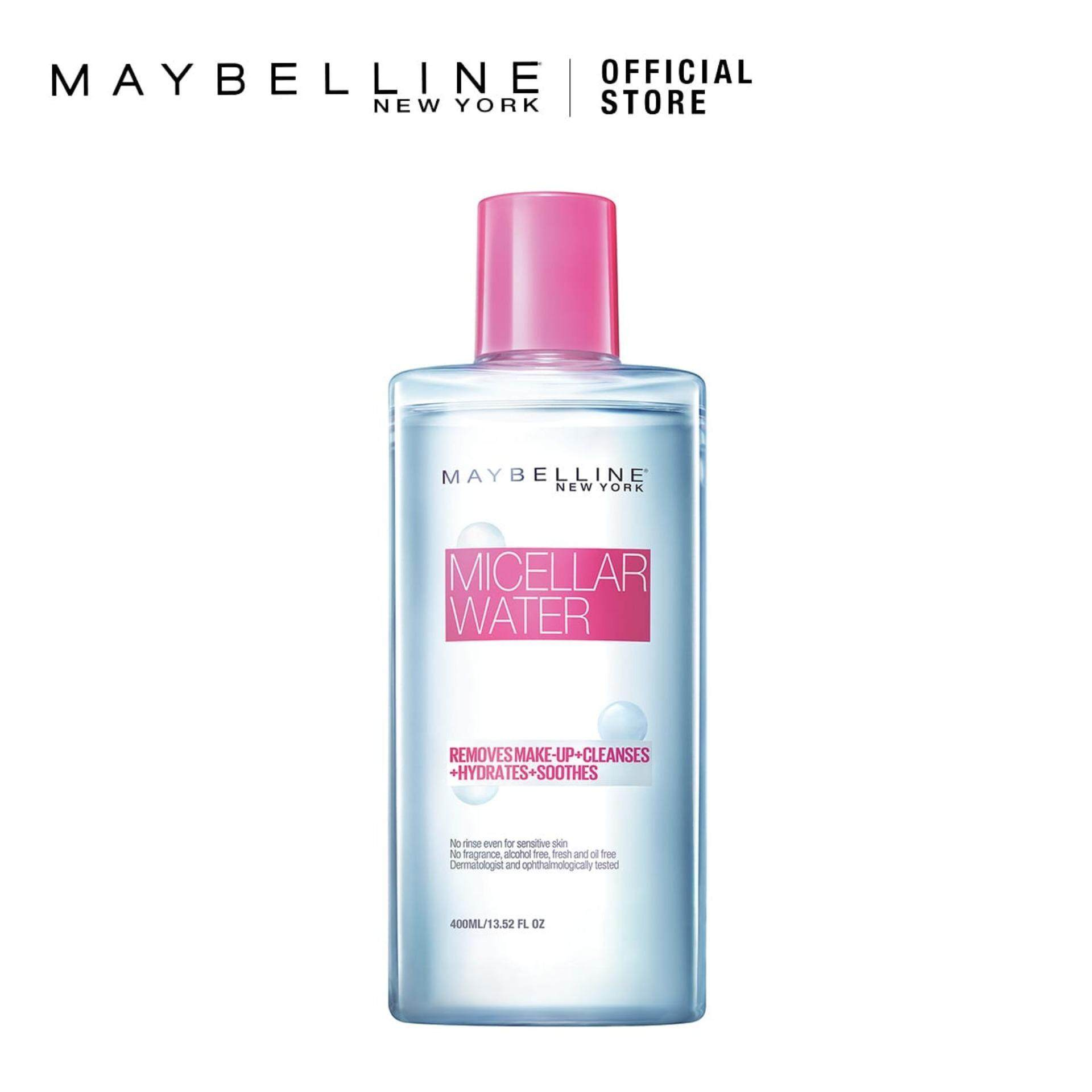 Maybelline Health Beauty Makeup Price In Malaysia Best Two Cake Bedak 2 Pcs Micellar Water 3 1 Remover 200ml