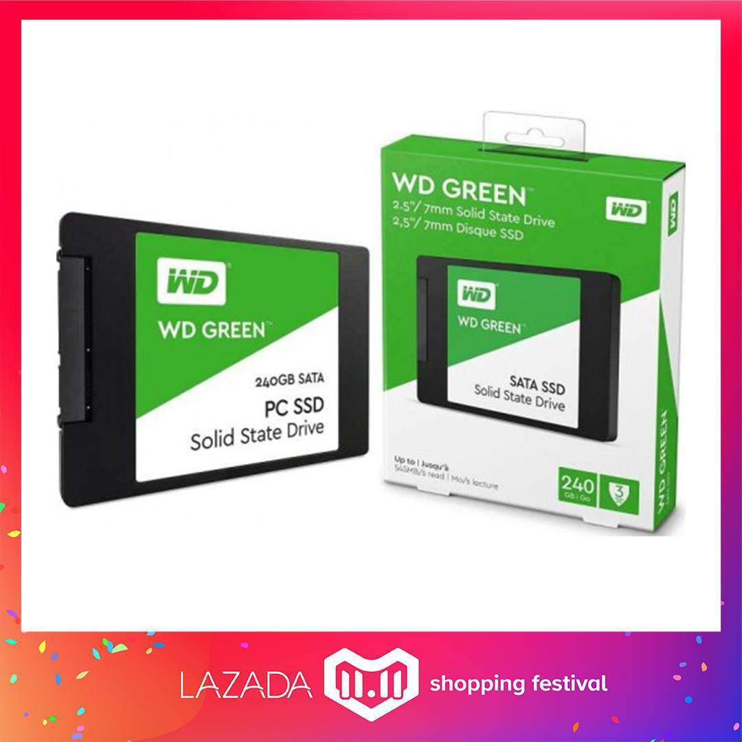 Wd Green Buy At Best Price In Malaysia 240gb Ssd Sata3 1111 Limited Sales Cssd 3d Nand 25 Pc