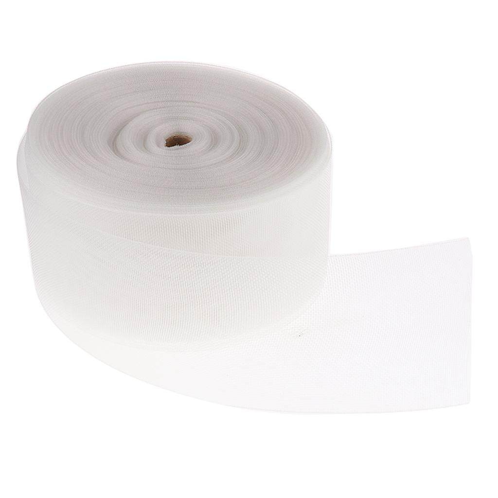 Transparent Curtain Drape Peating Tape Sewing Tape Grommet Header Tape 8cm