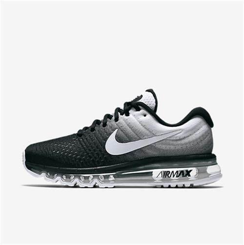 super popular 43cbd c2af6 ... czech nike original air max 2017 low top women global sales running  shoe black white c4546