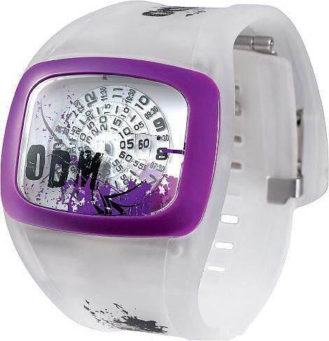 ODM DD100-11 Unisex Watches : Silicone Band Quartz Malaysia