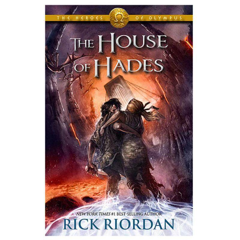 The House of Hades  (The Heroes of Olympus #4)  by Rick Riordan [HARDCOVER] Malaysia