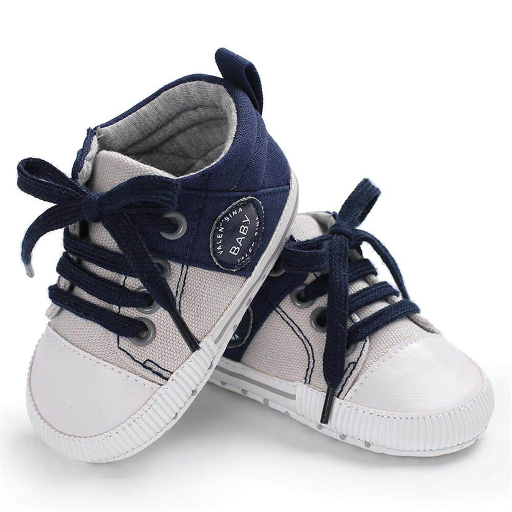 520f9b4baceef New Canvas Baby Sneaker Sport Shoes For Girls Boys Newborn Shoes Baby  Walker Infant Toddler Soft