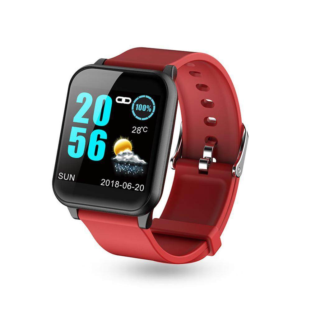 Smart Watches Buy At Best Price In Malaysia Www Watch Q18 Smartwatch Dz09 U9 Pro Full Black Oem Sports Ip67 Waterproof 3 Inch Color Lcd Ips Display Z02 Ppg Continuous