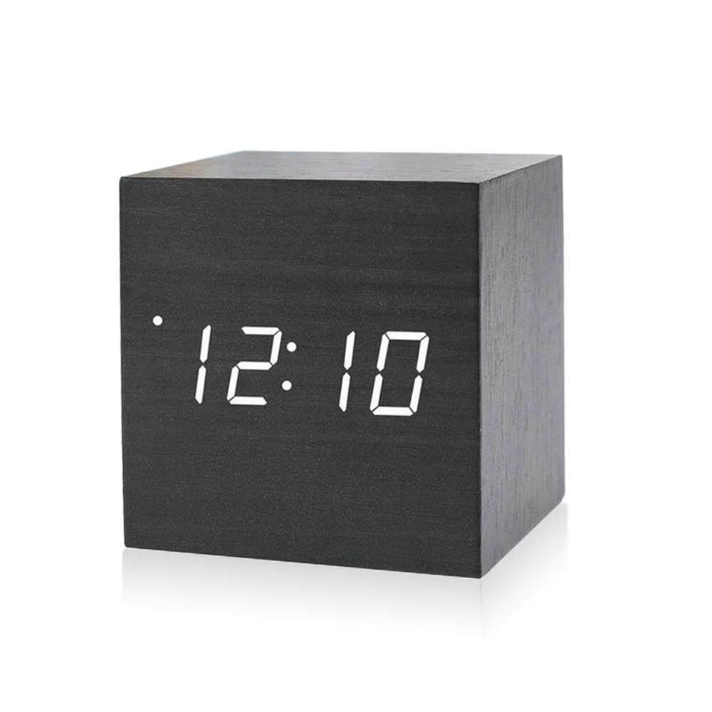 Home Clocks Buy At Best Price In Malaysia Lazada Desktop Bluetooth Speaker Alarm Clock Jam Meja