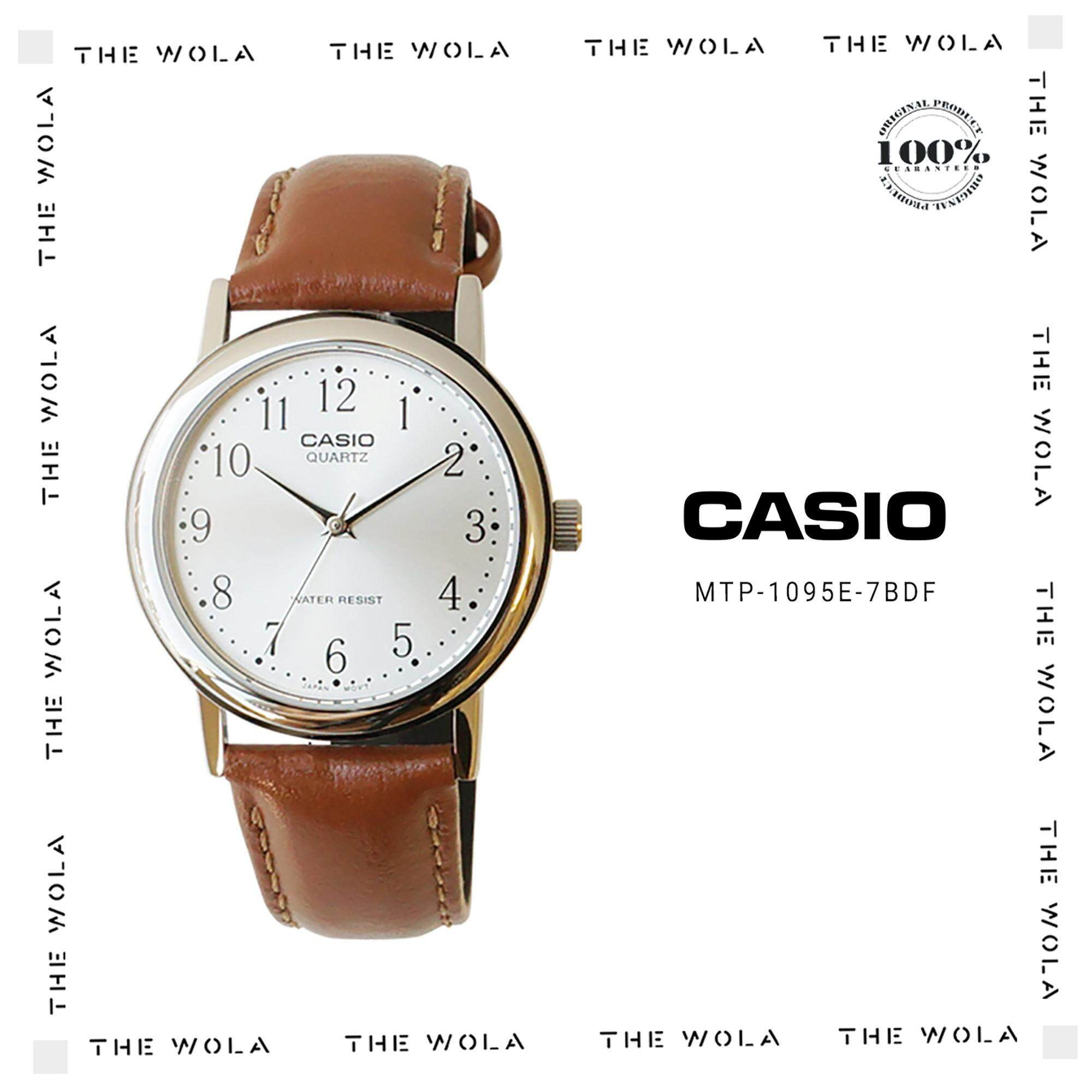 Casio Men Watches Price In Malaysia Best Lazada Standard Mtp V004d 1b Jam Tangan Pria Silver Strap Stainless Steel Casual Watch 1095e 7bdf Original Genuine 1 Year Warranty